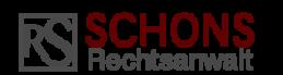 Rainer Schons Rechtsanwalt Trier Konz Schweich Saarburg Bitburg Hermeskeil Wittlich Daun Prüm Merzig Saarlouis
