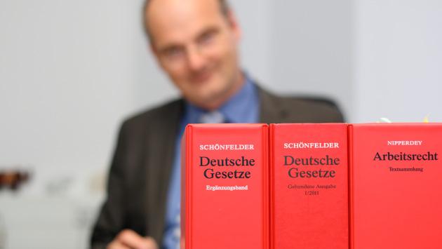 Fachanwalt Arbeitsrecht Rainer Schons Trier